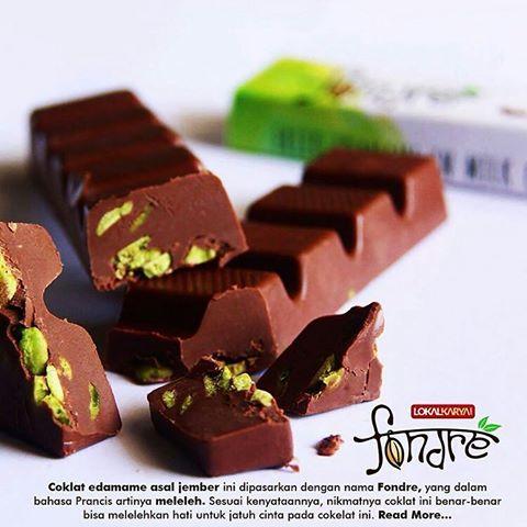 """Coklat khas """"JEMBER"""""""