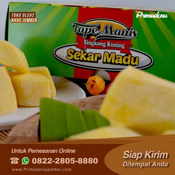 Tape Singkong Khas Jember