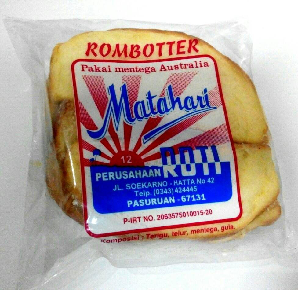 aneka roti khas jember